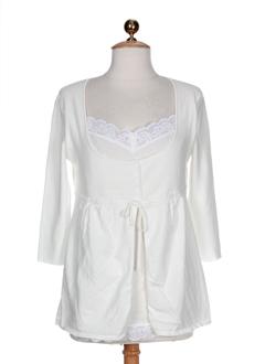 aldo et martin et s manches et longues et 1 femme de couleur blanc (photo)