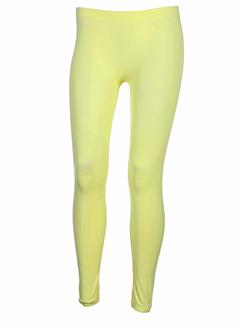 akela et key bas et collants femme de couleur jaune (photo)