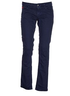 unlimited pantalons et decontractes femme de couleur bleu