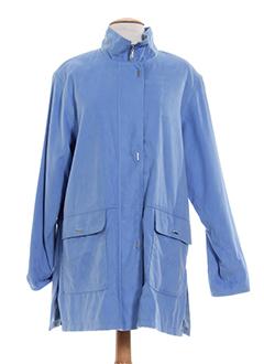 day et wear parkas femme de couleur bleu (photo)