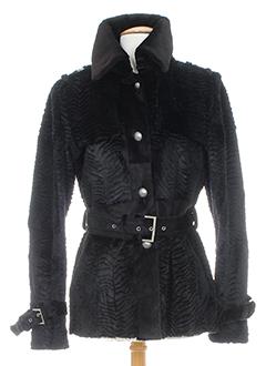 ferre manteaux et courts femme de couleur noir (photo)