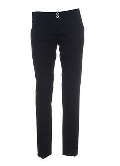 papfar pantalons et citadins unisexe de couleur noir
