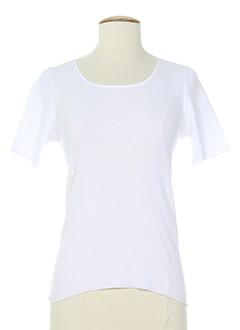 alpa tops et caracos femme de couleur blanc (photo)