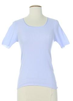 alpa tops et caracos femme de couleur bleu (photo)