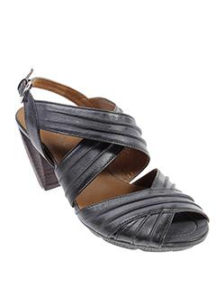 hogl sandales et nu et pieds femme de couleur noir