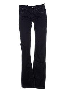 killah pantalons et decontractes femme de couleur noir