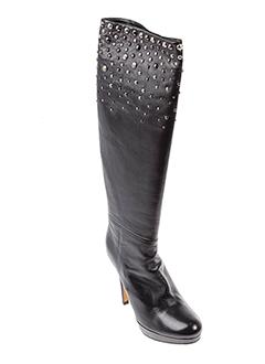 ballin bottes femme de couleur noir