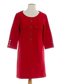 2 et two robes et pulls femme de couleur rouge (photo)