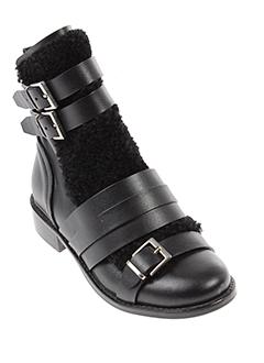 iro boots femme de couleur noir